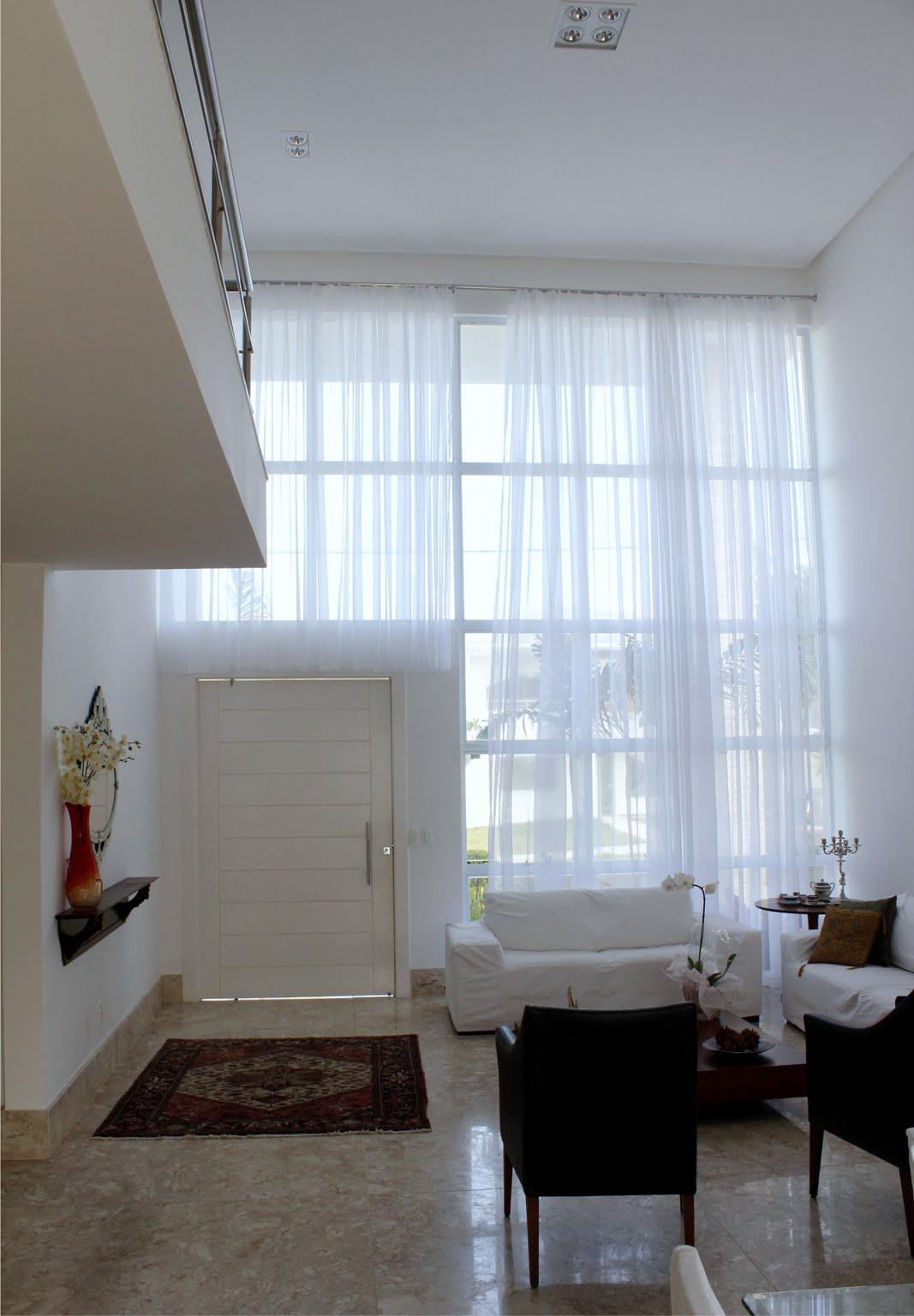 Interior de uma Residência em Alphaville